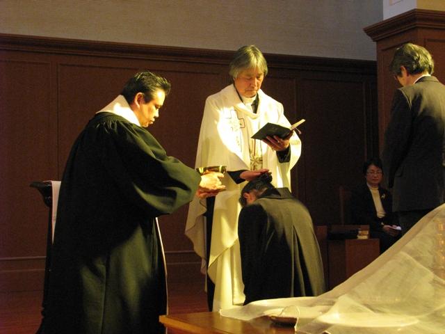 クリスマスには受洗・転会の恵みも与えられました。感謝です。