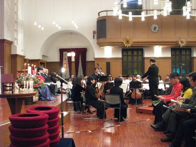 祝祭合奏団の皆さん、すばらしい演奏をありがとうございました!!